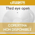 Third eye open - cd musicale di Hardware