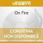 ON FIRE                                   cd musicale di GALAXIE 500
