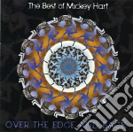 OVER THE EDGE AND BACK/BEST OF cd musicale di HART MICKEY