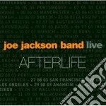LIVE/AFTERLIFE cd musicale di Joe band Jackson