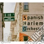 ACROSS 110 feat.RUBEN BLADES cd musicale di SPANISH HARLEM ORCHESTRA