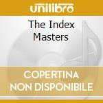 THE INDEX MASTERS cd musicale di Wall of voodoo