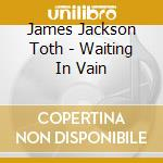 WAITING IN VAIN cd musicale di James Jackson toth