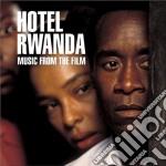 HOTEL RWANDA cd musicale di O.S.T.