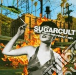 Palm trees & power lines cd musicale di Sugarcult
