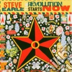 THE REVOLUTION STARTS... NOW cd musicale di Steve Earle