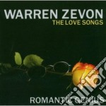 THE LOVE SONGS cd musicale di Zevon warren - roman