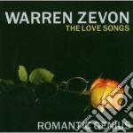 THE LOVE SONGS cd musicale di Zevon warren - roman