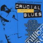 Crucial harmonica blues cd musicale di C.bell/c.musselwhite