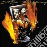 Live and burning cd musicale di Son Seals