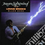 Bayou lightning cd musicale di Lonnie Brooks