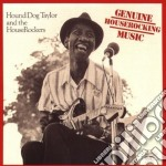 Hound Dog Taylor & Houserockers - Genuine Houserockers Mus. cd musicale di Hound dog taylor & h