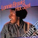 Hot shot cd musicale di Lonnie Brooks