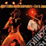 Live in japan cd musicale di Albert Collins