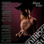 GUITAR SLINGER - WINTER JOHNNY cd musicale di JOHNNY WINTER