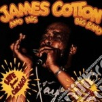 Live from chicago cd musicale di James Cotton