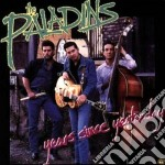 Years since yesterday cd musicale di Paladins The