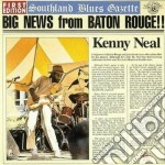 Big news from baton... cd musicale di Kenny Neal