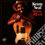 Bayou blood cd musicale di Kenny Neal