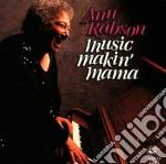 Ann Rabson - Music Makin' Mama cd musicale di Ann rabson (saffire)