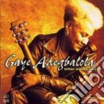 Bitter sweet blues - saffire cd musicale di Gaye adegbalola (saffire)