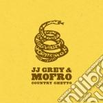 COUNTRY GHETTO cd musicale di JJ GREY & MOFRO