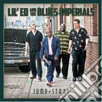 Jump start cd musicale di Lil ed and the blues imperials