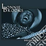 Deluxe edit.(best 20 bit) - brooks lonnie cd musicale di Lonnie Brooks