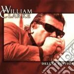 Deluxe edition - clarke william cd musicale di William clarke + 3 bt