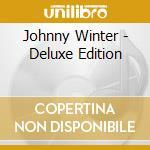 DELUXE EDITION cd musicale di WINTER JOHNNY