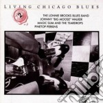 LIVING CHICAGO BLUES V.2 cd musicale di ARTISTI VARI