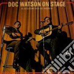On stage cd musicale di Doc Watson