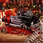 Everything you want for christmas cd musicale di Big bad voodoo daddy