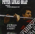 Concerto x fl in sol mag cd musicale di Carl Stamitz