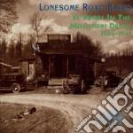 B.joe Williams/r.lockwood & O. - Lonesome Road Blues cd musicale di Williams/r.loc B.joe