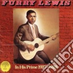 In his prime 1927-1928 cd musicale di Furry Lewis