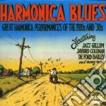 Great harmonica of'20-30 cd musicale di Blues Harmonica