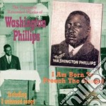 I am born to prech gospel - cd musicale di Phillips Washington