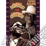 Masters (60 minuti) - lipscomb hopkins lightnin' cd musicale di Mance lipscomb and l.hopkins