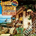Texas worried cd musicale di Henry Thomas