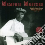 Early american blues cl. - cd musicale di Masters Memphis