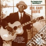 The comp.early recordings - rev. gary davis cd musicale di Reverend gary davis