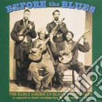 Before the blues vol.1 - cd musicale di Artisti Vari