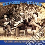 Before the blues vol.2 - cd musicale di Artisti Vari