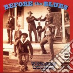 Before the blues vol.3 - cd musicale di Artisti Vari