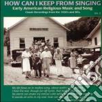 How can i keep... vol.2 - gospel cd musicale di Artisti Vari