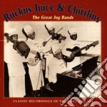 The great jug bands vol.2 - cd musicale di Ruckus jiuce & chittlins