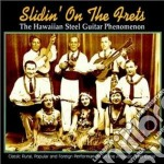 Slidin' on the frets - cd musicale di The hawaiian steel guitar phen