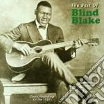 Blind Blake - The Best Of... 1920 cd musicale di Blake Blind