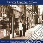 Piano blues of st. louis cd musicale di Artisti Vari
